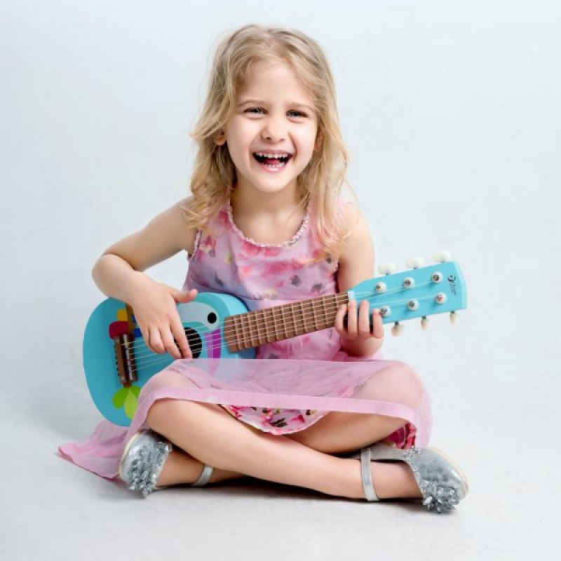 Drvena gitara