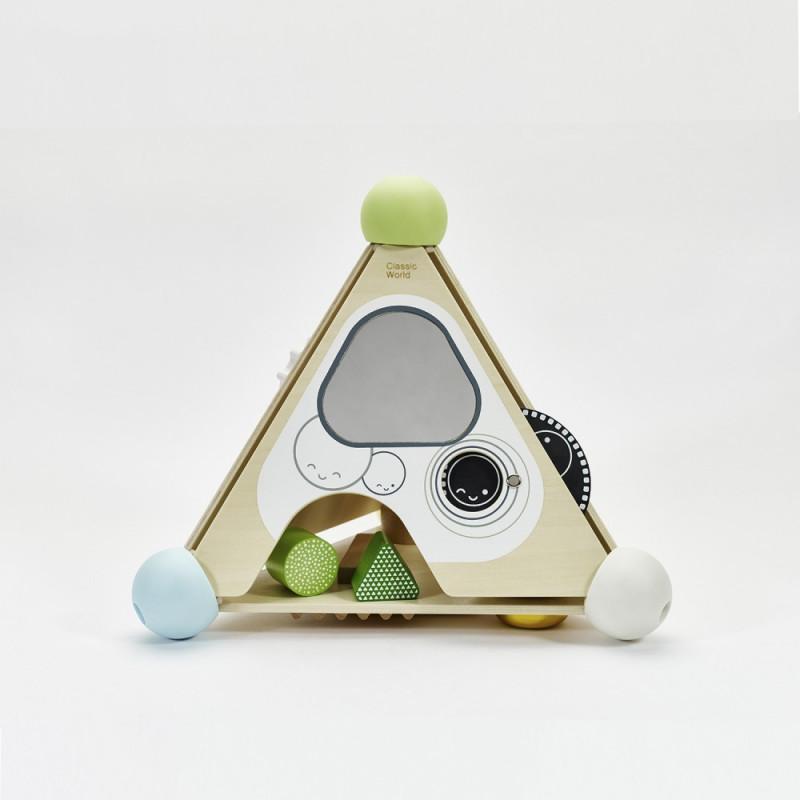 Montesori piramida