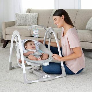 KIDS II Ingenuity Ljuljaska Hamilton PS Update 12189