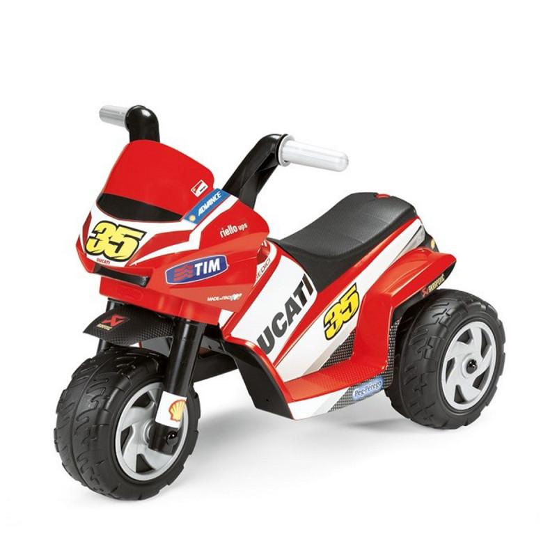 MOTOR NA AKUMULATOR (6V) - MINI DUCATI IGMD0005