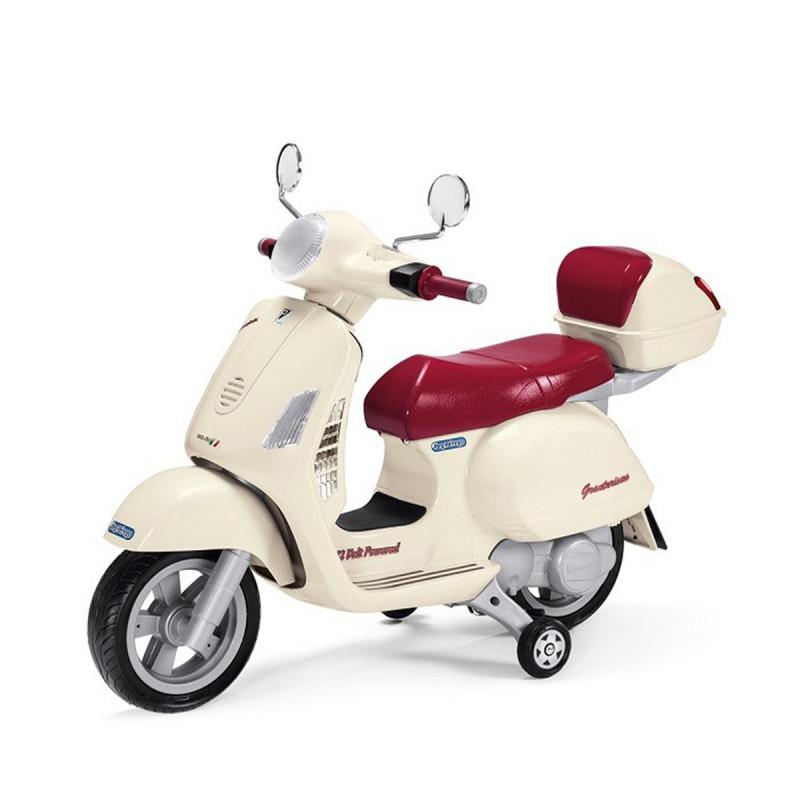 MOTOR NA AKUMULATOR (12V) - VESPA IGMC0019