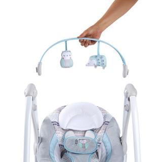 KIDS II Ingenuity Ljuljaska Power Adapt Portable Swing™ - Abernathy 11440