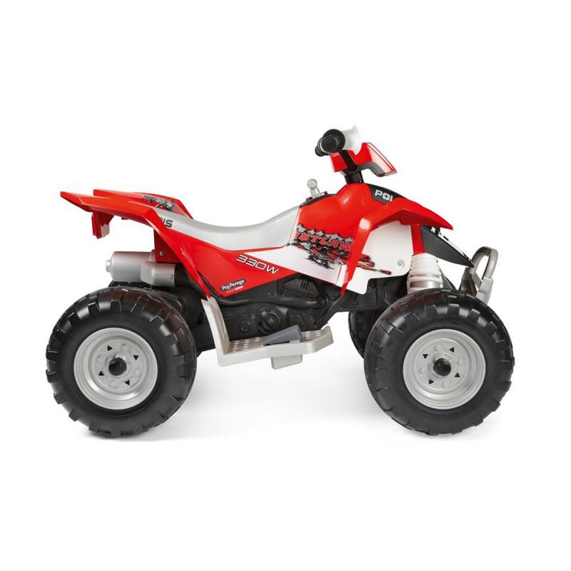 MOTOR NA AKUMULATOR (12V) - POLARIS OUTLAW 330W IGOR0099